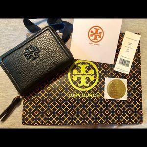 Tory Burch • Thea Zip Coin Case Wallet